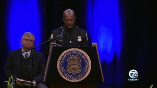 Officer Champion: I refuse to say goodbye - Video