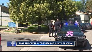 How first responders cope with trauma - Video