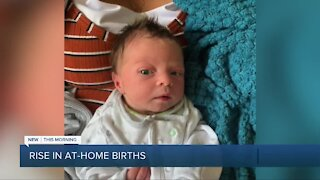 Interest growing for at-home births during the pandemic, doctors urge caution