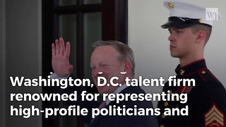 Report: Spicer Signs With Top Firm