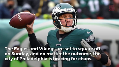 Philadelphia Police Warn Businesses Of Potential Chaos If Eagles Win Or Lose Vs. Vikings