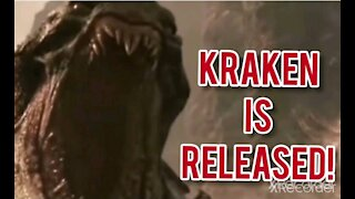 KRAKEN IS RELEASED!