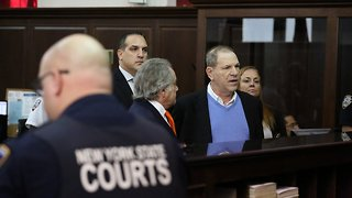 Harvey Weinstein Indicted On Rape And Criminal Sexual Act Charges - Video