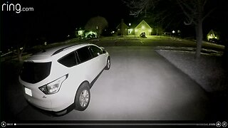 Ring footage: Camera captures Lee's Summit drive-by shooting