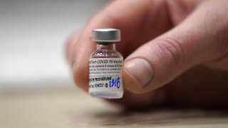 Pfizer Study Says Vaccine Is Safe For Kids Ages 12-15