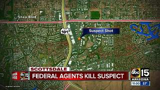 Man dead after shooting at Phoenix light rail station - Video
