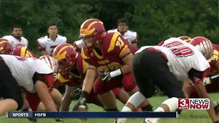 Roncalli vs. South Sioux City - Video