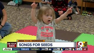 How a music class is helping a toddler with cancer - Video