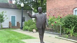 Anger and frustration surrounding controversial statue in Dearborn - Video