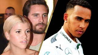 Scott Disick Goes NUTS After Sofia Richie Runs into Her Ex Boyfriend Lewis Hamilton - Video