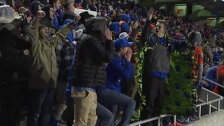 Boise State praises fans and hopes the atmosphere carries over to the Mountain West championship