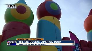 Big Bounce America Tour - Video