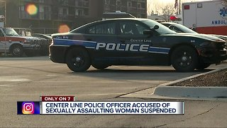 Center Line police officer being investigated for criminal sexual conduct