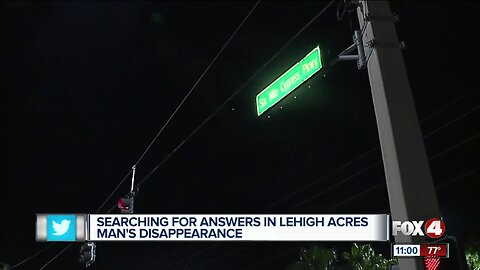 Police searching for missing Lehigh Acres man