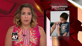 Getting kids up-to-date on vaccines - Video