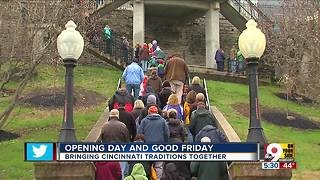 Good Friday brings long-time Cincinnati traditions together