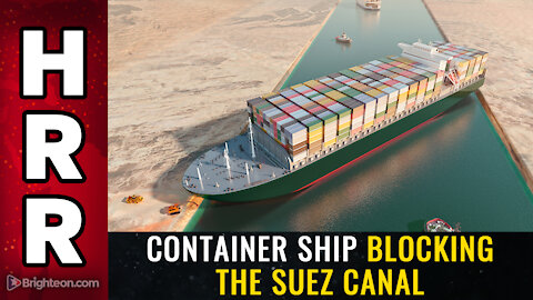 Suez Canal blockage reveals vulnerability of complex supply lines