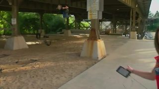 Swing Park under scrutiny after double murder