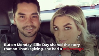 Jason Day And Wife Share Awful News They Lost Their Baby - Video