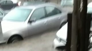 Severe Rainfall in North and Central Greece - Video