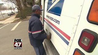 Today is National Thank a Mail Carrier Day