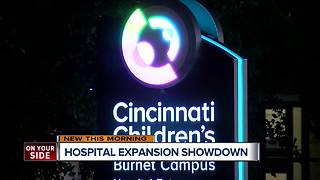 City Council members' objection to hospital expansion 'disappointing,' says hospital president - Video