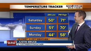 13 First Alert Weather for Dec. 1 - Video