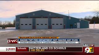 Massie Township without a fire department - Video