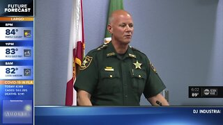 Pinellas County sheriff tests positive for COVID-19