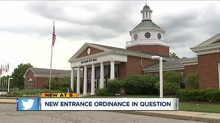 Proposed rental home inspection ordinance draws mixed reactions - Video