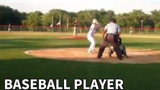 Baseball Player Steals Home In Crazy Way - Video