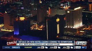 Details revealed about new downtown hotel - Video