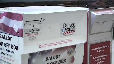 300,000 ballots cast in Colorado in first days of voting, officials say