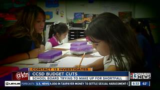 Additional $25 million cut from Las Vegas schools - Video
