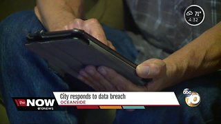 Oceanside responds to data breach