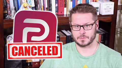 Parler CANCELED by Google, Apple, and Amazon