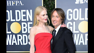 Nicole Kidman occasionally gives Keith Urban pedicures