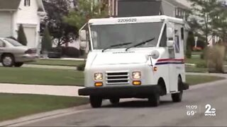 Maryland joining other states in suing U.S. Postal Service