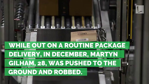 Amazon Delivery Guy Robbed of 62 Packages. Then Company Fires Him, Orders Him to Repay