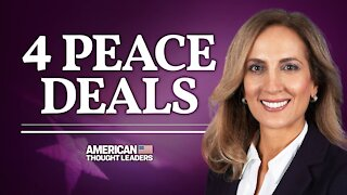 Trump Admin Legacy in Middle East—Ellie Cohanim on Peace Deals with Israel & Combating Antisemitism | American Thought Leaders