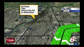 Detours to help avoid IKEA traffic delays - Video