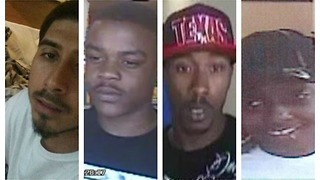 4 arrested after multi-state armed robbery spree