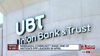 Nebraska community bank one of nation's PPP leaders in April
