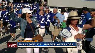 Bolts lose game 1 - Video