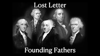 Lost Letter Founding Fathers