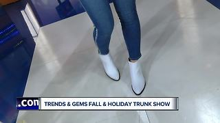 Trends & Gems Fall & Holiday Trunk Show