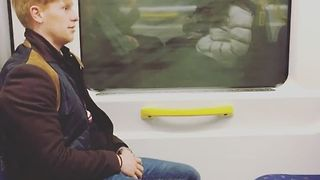 Here Is One Way You Can Change Seats on a Train - Video