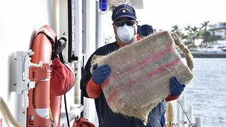 Coast Guard Seizes $47M Worth Of Illegal Drugs
