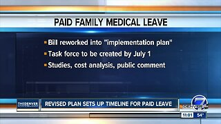 Colorado lawmakers vow to return on paid family leave