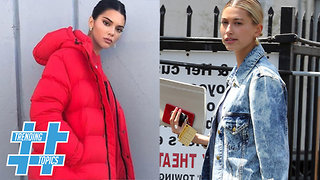 Puffer Jackets & 80's Denim Are The Hottest Trend Of This Season! | Trending Topics!